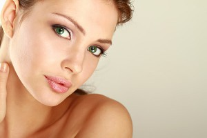 gezichtsbehandeling, ontspanning, massage