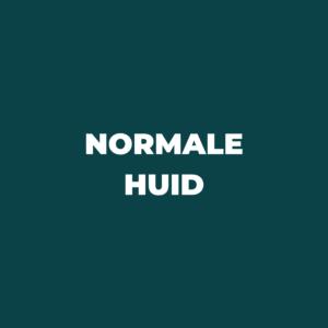 Normale huid