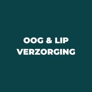 Oog & lipverzorging