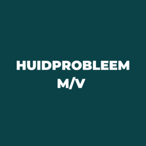 Huidprobleem m/v